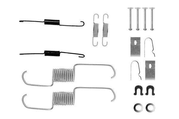 Originali Kit accessori, ganasce freno 1 987 475 252 Honda