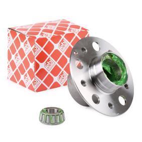 36077 FEBI BILSTEIN Framaxel, båda sidor, Hjullager integrerat i hjulnav Ø: 150,0mm Hjullagerssats 36077 köp lågt pris