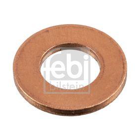 33960 FEBI BILSTEIN koppar Ø: 20,0mm, Innerdiameter: 10,0mm Tätningsring, oljeavtappningsskruv 33960 köp lågt pris
