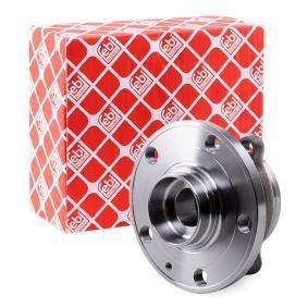 26377 FEBI BILSTEIN Radlager in Radnabe integriert Ø: 136,0mm, Innendurchmesser: 27,5mm Radlagersatz 26377 günstig kaufen