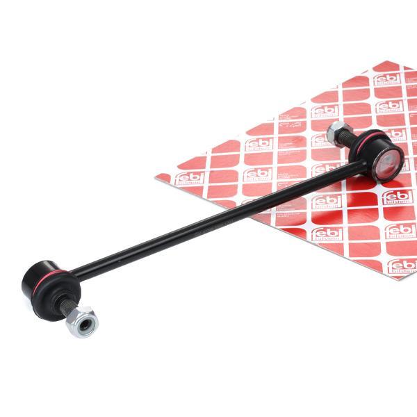 Ford FIESTA 2016 Anti roll bar stabiliser kit FEBI BILSTEIN 42389: with nut