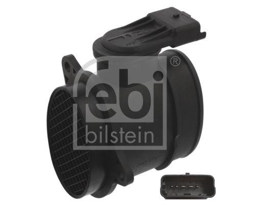 Pieces d'origine: Débitmètre de masse d'air FEBI BILSTEIN 37300 (Nombre de connexions: 5) - Achetez tout de suite!