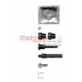 Z1367X METZGER mit Bolzen Führungshülsensatz, Bremssattel 113-1367X günstig kaufen