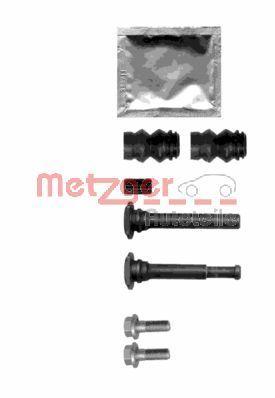 METZGER: Original Führungshülsensatz Bremssattel 113-1355X ()