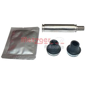 Z1390X METZGER mit Bolzen Bolzenlänge: 83,2mm Führungshülsensatz, Bremssattel 113-1390X günstig kaufen