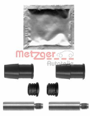 113-1306X Føringshylsesett, bremsecaliper METZGER - Erfaring med lave priser