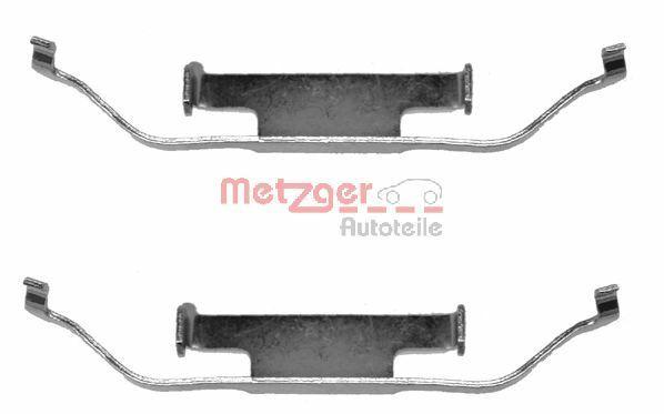 Tibehørsett, skivebremse belegg 109-1097 til BMW Z1 med rabatt — kjøp nå!