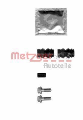 METZGER: Original Führungshülsensatz Bremssattel 113-1355 ()