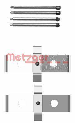 OE Original Zubehörsatz, Scheibenbremsbelag 109-1674 METZGER