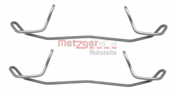 Köp METZGER 109-1123 - Bromsar till Volkswagen: