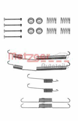 Köp METZGER 105-0753 - Bromsdelar till Toyota: