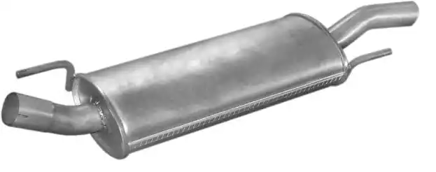 Buy original Rear silencer VEGAZ VS-191