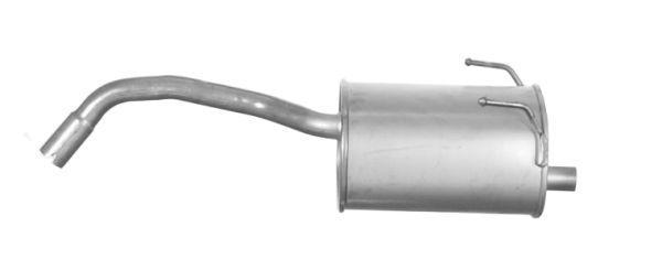 VEGAZ: Original Endtopf FTS-345 (Länge: 0,75m, Länge: 1200mm, Länge: 1200mm)