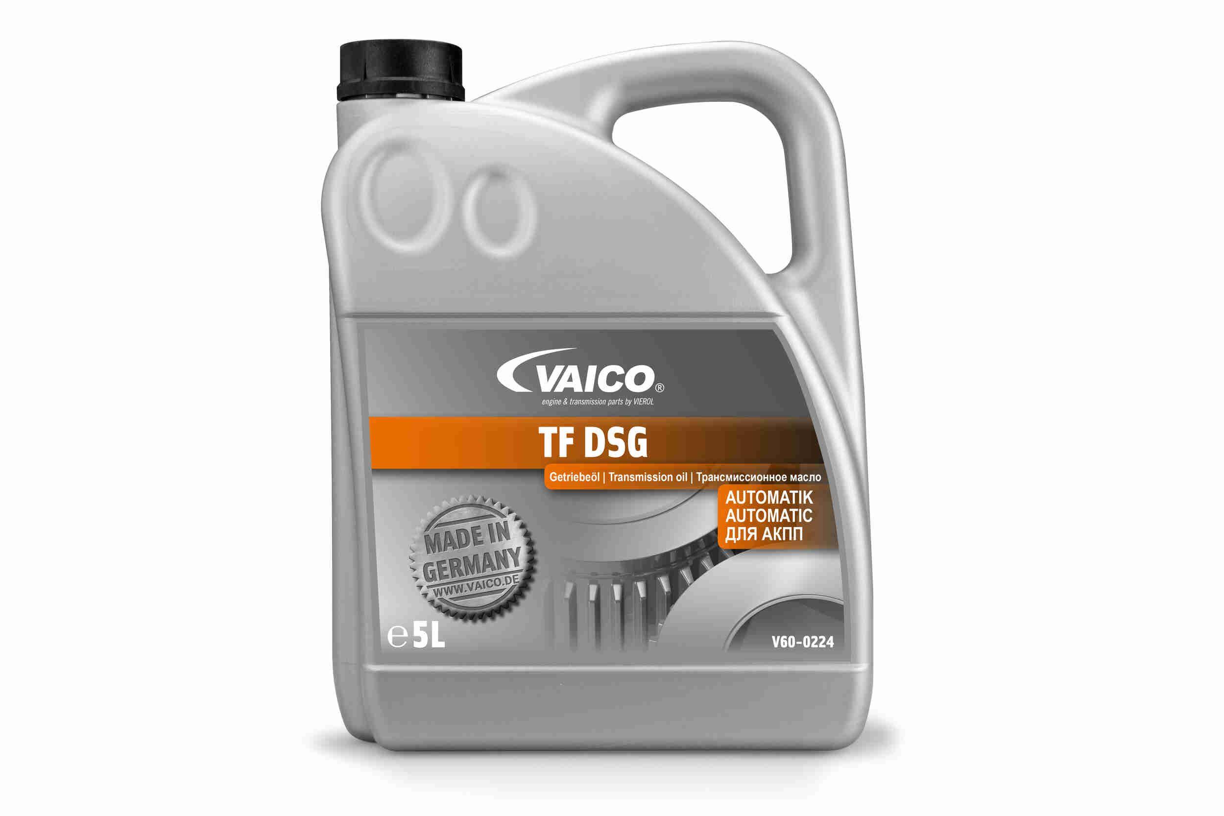 VW GOLF 2015 ATF Getriebeöl - Original VAICO V60-0224