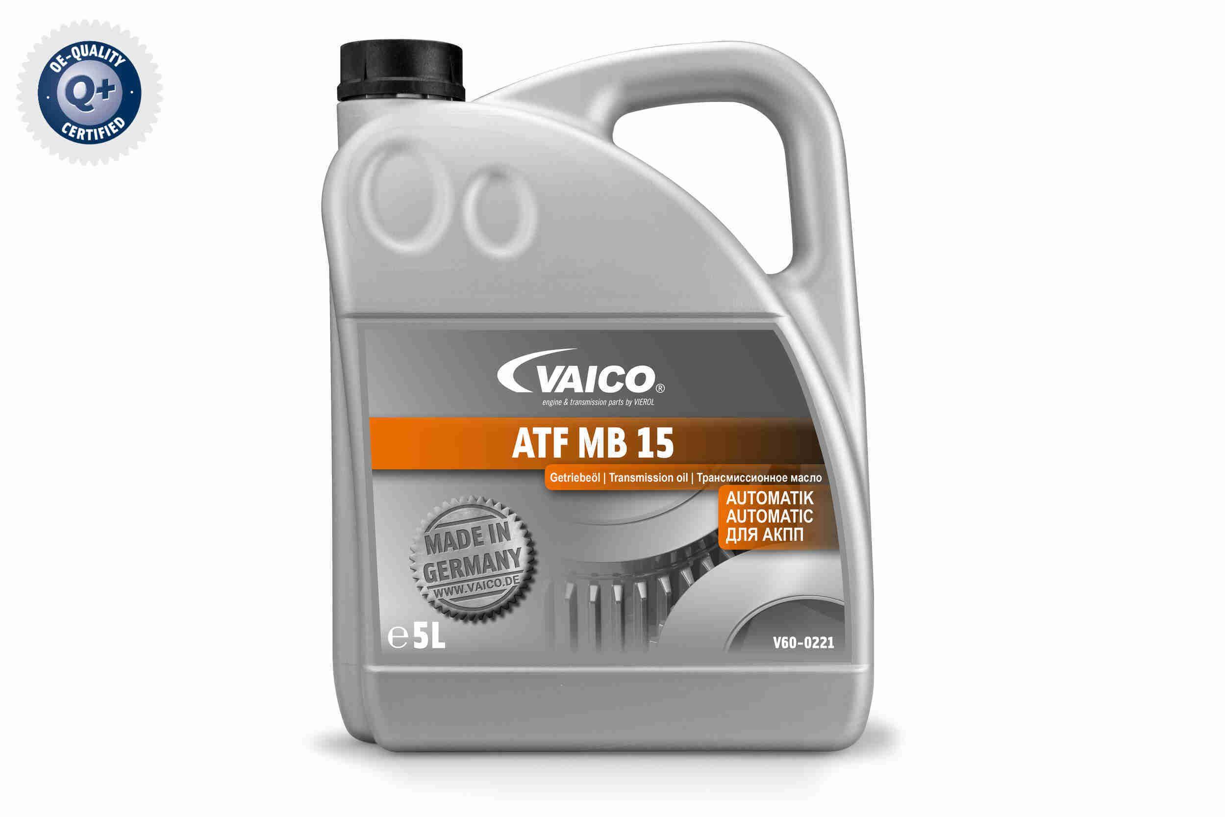 V60-0221 Automatikgetriebeöl VAICO Erfahrung