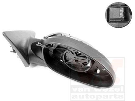 0657860U VAN WEZEL rechts, beheizbar, elektrisch anklappbar, für elektr.Spiegelverstellung, mit Memory Außenspiegel 0657860U günstig kaufen