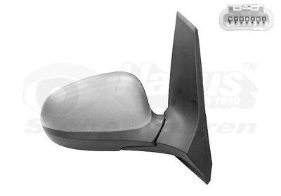 Buy Side view mirror VAN WEZEL 1873818