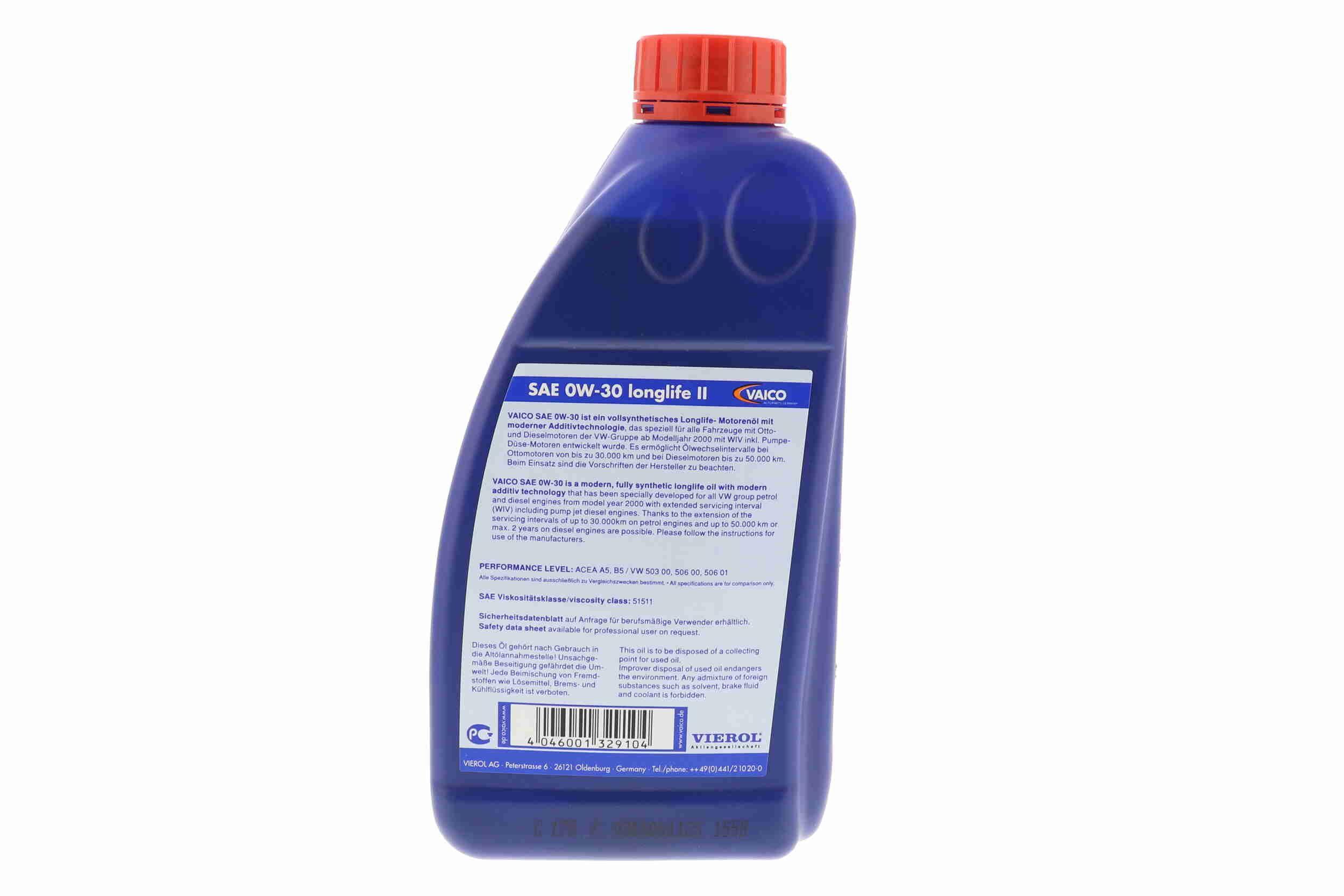 Original TOYOTA Motorölfilter V70-0216