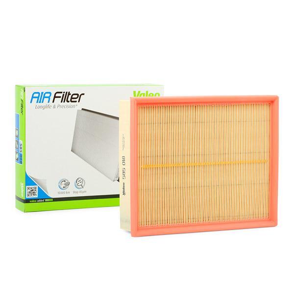 Zracni filter 585018 z izjemnim razmerjem med VALEO ceno in zmogljivostjo