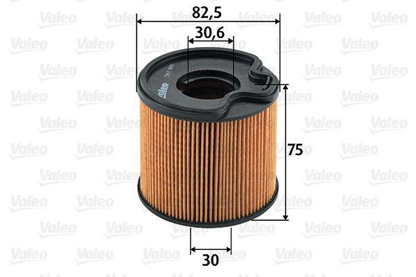 OE Original Dieselfilter 587901 VALEO