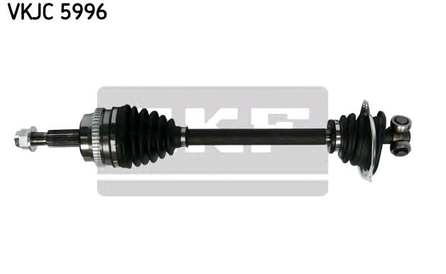 OPEL MOVANO 2018 Gelenkwellen - Original SKF VKJC 5996 Länge: 661mm, Außenverz.Radseite: 28, Zähnez. ABS-Ring: 51