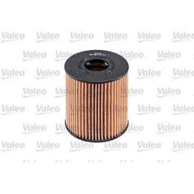 VALEO 586503 Filtro Olio