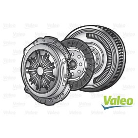 836056 VALEO MODULE DMF, for engines with dual-mass flywheel, with clutch pressure plate, with flywheel, with screw set, with lock screw set, with clutch plate, without clutch release bearing Clutch Kit 836056 cheap