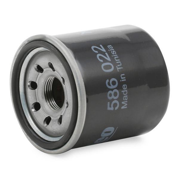 586022 Motorölfilter VALEO 586022 - Große Auswahl - stark reduziert