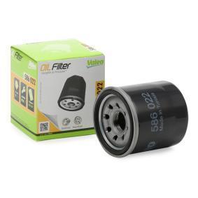 586022 VALEO Filtro aparafusado Diâmetro interior 2: 64mm, Diâmetro interior 2: 56mm, Ø: 68mm, Altura: 66,5mm Filtro de óleo 586022 comprar económica