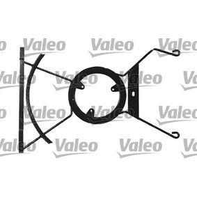 699313 VALEO PAG 46, Kältemittel: R 134a, mit PAG-Kompressoröl Riemenscheiben-Ø: 111mm Kompressor, Klimaanlage 699313 günstig kaufen