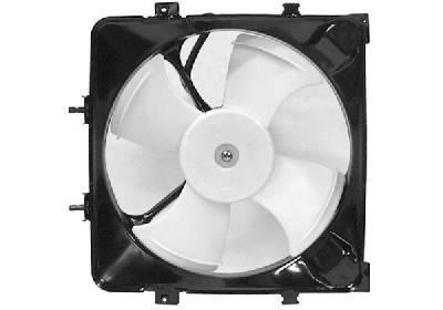 Lüfter Klimaanlage VAN WEZEL 2525751