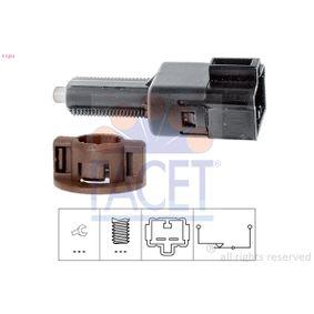 KW510211 FACET Made in Italy - OE Equivalent Bremslichtschalter 7.1211 günstig kaufen