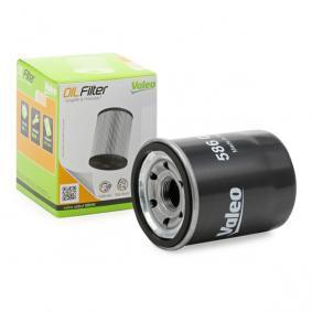 586021 VALEO Filtro aparafusado Diâmetro interior 2: 63mm, Diâmetro interior 2: 55mm, Ø: 69,5mm, Altura: 85mm Filtro de óleo 586021 comprar económica