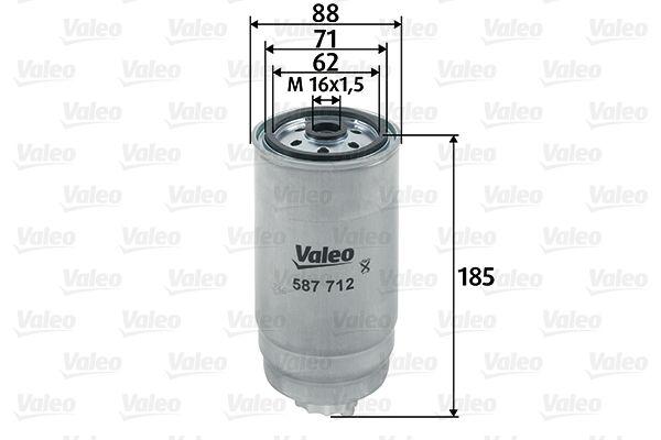 Original IVECO Dieselfilter 587712