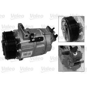 813144 Kompressor, Klimaanlage VALEO 813144 - Große Auswahl - stark reduziert