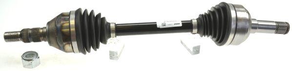 SPIDAN: Original Antriebswellen & Gelenke 24965 (Länge: 616mm, Außenverz.Radseite: 30)