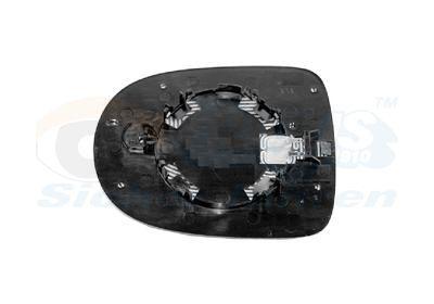 Außenspiegelglas VAN WEZEL 4333838