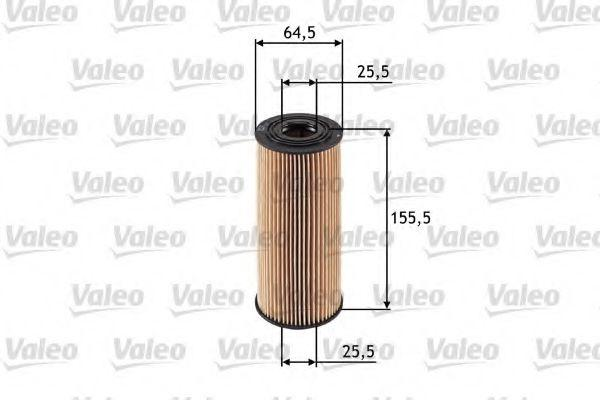 586502 Oil Filter VALEO - Experience and discount prices
