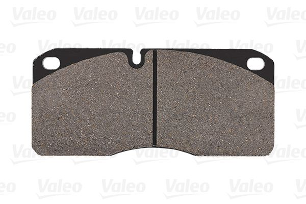 VALEO Brake Pad Set, disc brake for IVECO - item number: 882254