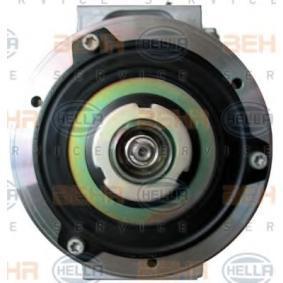 8FK351316641 Compresor de Aire Acondicionado HELLA 8FK 351 316-641 - Gran selección — precio rebajado