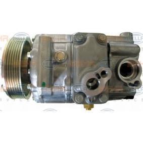 8FK351316-641 Compresor de Aire Acondicionado HELLA - Experiencia en precios reducidos