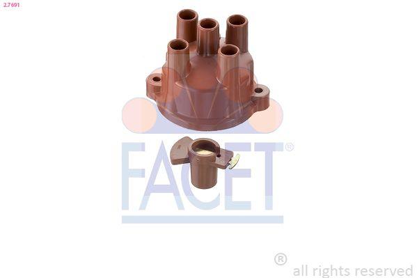 Origine Chapeau d'allumeur FACET 2.7691 (Made in Italy - OE Equivalent)