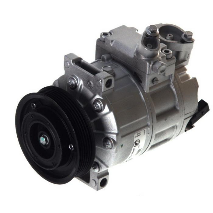 699857 VALEO PAG 46, Kältemittel: R 134a, ohne PAG-Kompressoröl, AUSTAUSCHTEIL Riemenscheiben-Ø: 110mm, Anzahl der Rillen: 6 Klimakompressor 699857 günstig kaufen