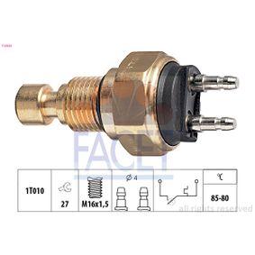 KW550035 FACET Made in Italy - OE Equivalent Temperaturschalter, Kühlerlüfter 7.5035 günstig kaufen