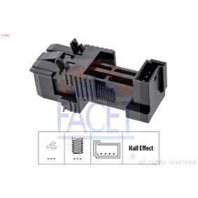KW510215 FACET Made in Italy - OE Equivalent Bremslichtschalter 7.1215 günstig kaufen