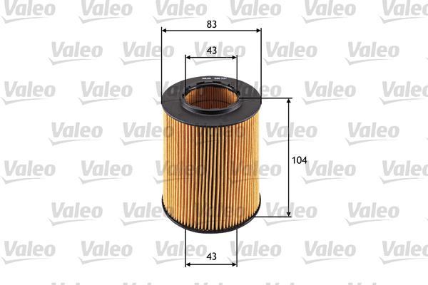 586527 Filter VALEO - Markenprodukte billig