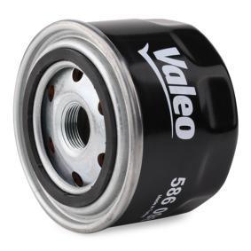 586098Filtre à huile VALEO 586098 - Enorme sélection — fortement réduit