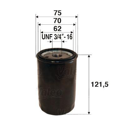 Original JEEP Ölfilter 586052
