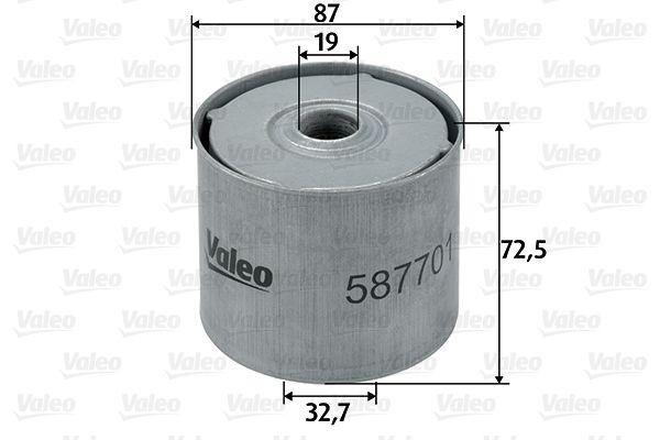 VALEO Fuel filter 587701