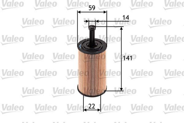 Olejový filter 586509 kúpiť - 24/7